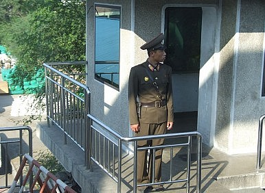 North Korea Plans Mass Demolition Along Chinese Border