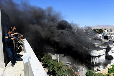 Why Was India's Herat Consulate Attacked?
