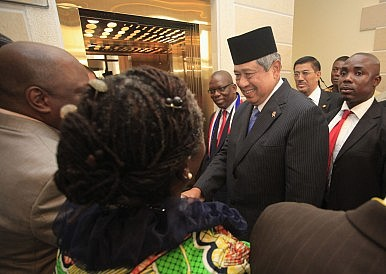 Indonesia's African Outreach