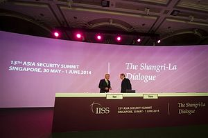 Shangri-La Dialogue: Competing Visions of Asian Security