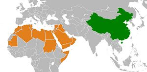 China Seeks Expanded Role in Middle East