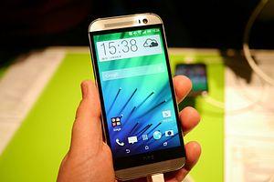 HTC One M8 vs. LG G3