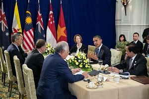 The Rebalance to Asia: A Patch for U.S. Leadership?