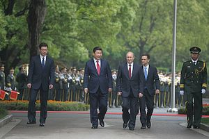 What Should the US Do About Closer Sino-Russian Ties?