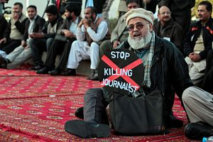 The Killing of Pakistan's Journalists