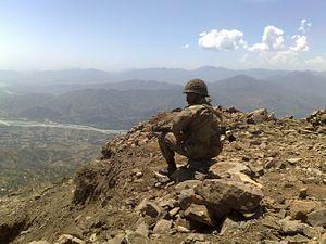 Pakistan Expands Defense Budget