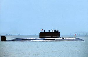China Displays World's Largest Conventional Submarine