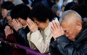 China's Not So Secret War on Religion