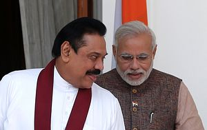 Modi's Sweet and Spicy Sri Lanka Strategy