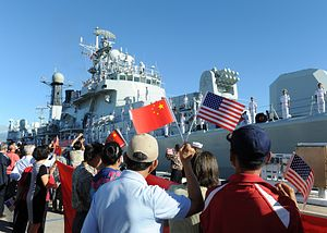 Surprise: US-China Military Ties Are Actually Improving