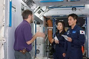 South Korea's Only Astronaut Retires