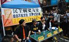 'Occupy Central' Opens Referendum on Reforming Hong Kong's Democracy