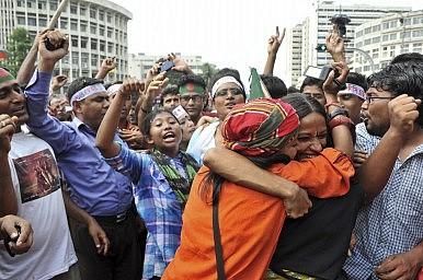 Bangladesh: Justice or Revenge?