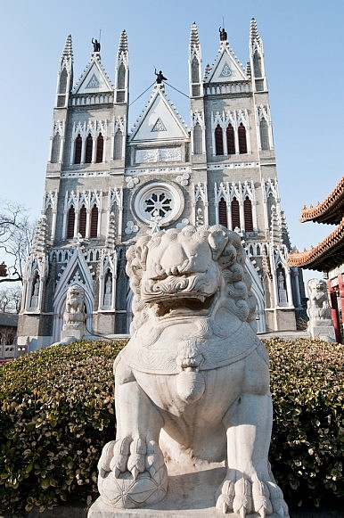 China's Other Religious Problem: Christianity