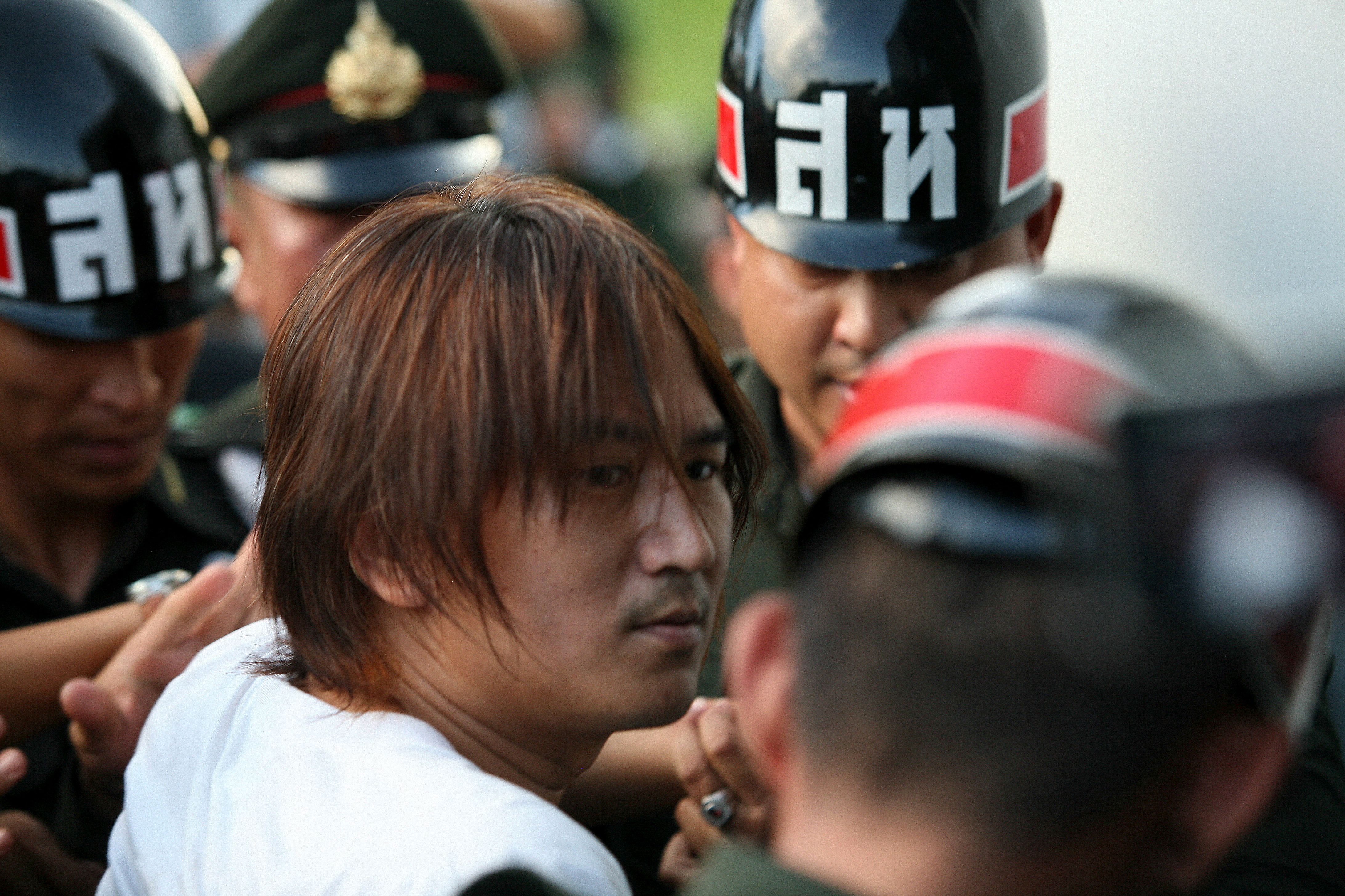 Thailand's Military Crackdown