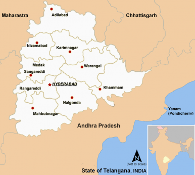 Telangana, India's 29th State, is Finally Born
