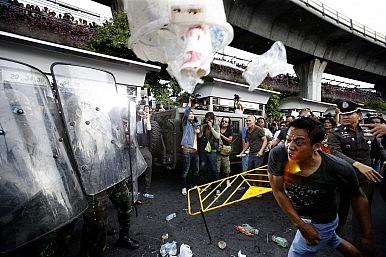 Tense Times in Thailand