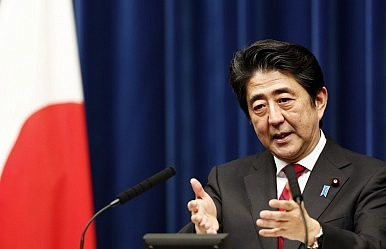 Abe Off to Pyongyang?