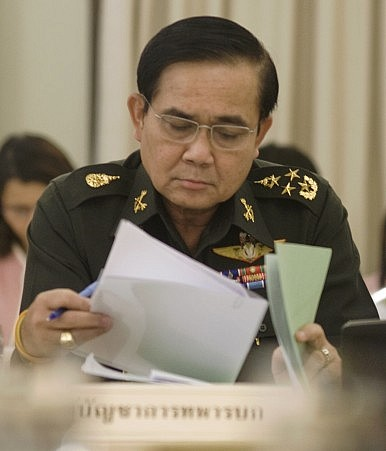 Thai Junta Beset By Corruption Scandals