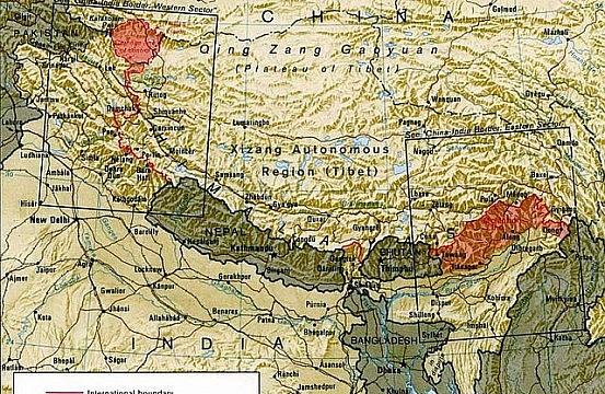 1962 india china war reasons