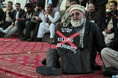 The Killing of Pakistan's Journalists