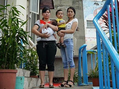Taiwan's Desperate Migrant Mothers
