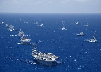 A 'Historic Moment': China's Ships Head to RIMPAC 2014