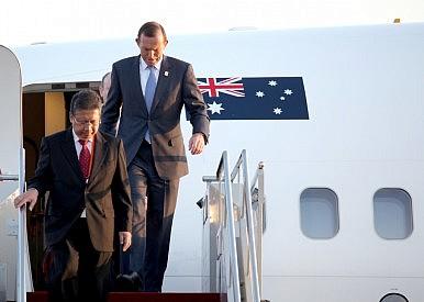 Abbott Seeks Climate Change Alliance