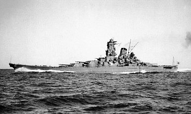 Japan's Most Famous Battleship: The Yamato