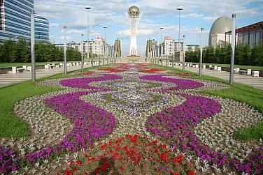 Why Kazakhstan Is Betting on a Green Future
