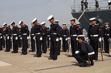 Japan's Defense Ministry Seeks to Roll Back Civilian Control