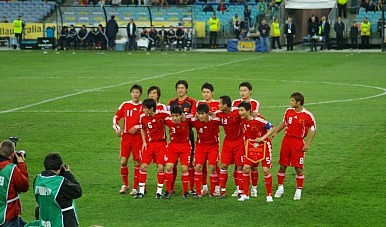 Get Ready for a Chinese World Cup — In 20 Years