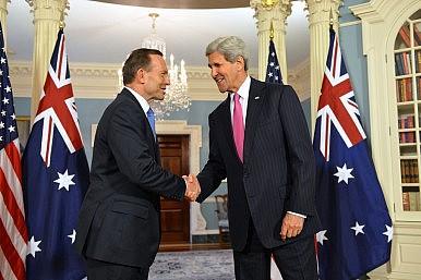 Australia Mulls Military Action in Iraq