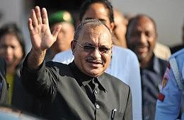 PNG's Prime Minister Served With Arrest Warrant