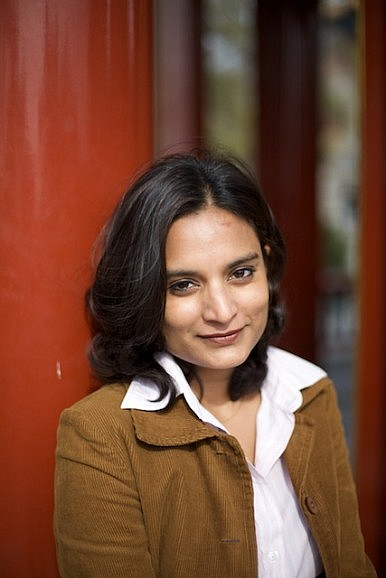 Interview: Pallavi Aiyar