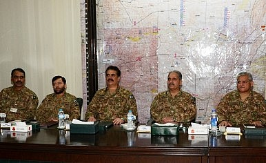 China Applauds Pakistan's Anti-Terror Operation