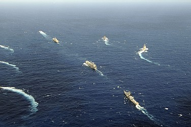 Asia's New Geopolitics Takes Shape Around India, Japan, and Australia