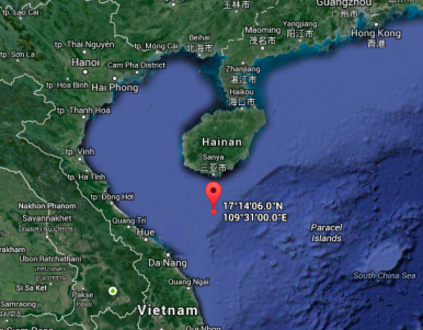 China Moves Second Oil Rig Into Vietnam's Exclusive Economic Zone