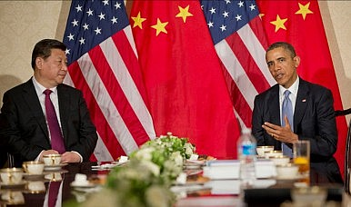 Sour Notes from China on the U.S. Rebalance to Asia