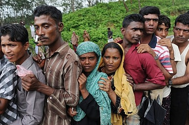 Changing Dynamics in Myanmar Impact Bangladesh's Geopolitics