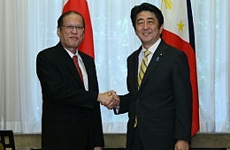 Manila Gives Thumbs-Up to Japan's Defense Reforms