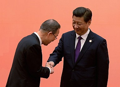China's Growing Hegemonic Bent