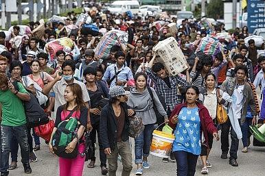 Is the Thai Junta Targeting Cambodian Migrants?