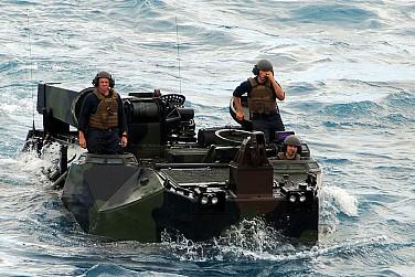 US Marines Plan Insurgent Amphibious Assaults