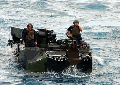 Japan, US Conduct Amphibious Landing Exercises