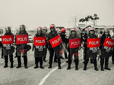 Arrests at Malaysian Rare Earths Refinery Protests