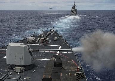 US, China Harbor Concerns About RIMPAC