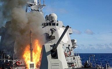 US Navy: China and Russia 'Focused on Taking the Lead'