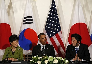 South Korea and the Trilateral Dilemma
