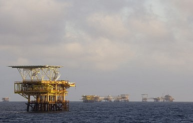 China Lets Its Oil Rigs Do the Talking